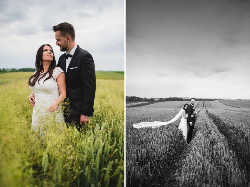 Plener ślubny Jowity i Arka